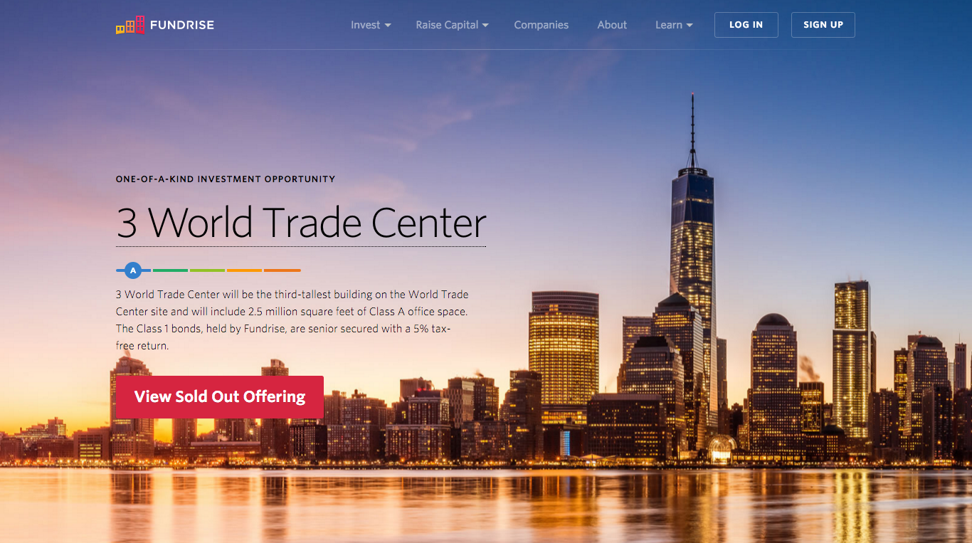 world trade center homepage