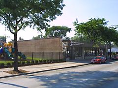 Halsted Family Service Center
