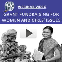 Webinar Video: Grant Fundraising for Women and Girls' Issues