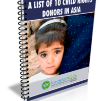 A List of 10 Child Rights Donors in Asia