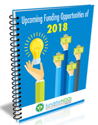Upcoming Funding Opportunities of 2018