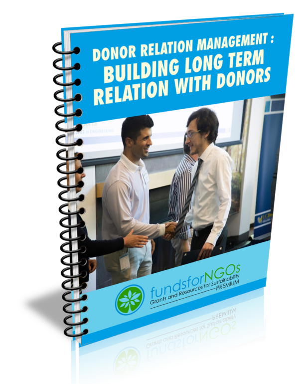 Building Long-term Relationship with Donors