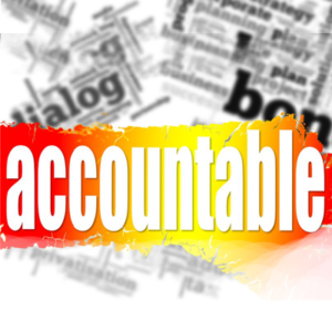 How to make your organization accountable?