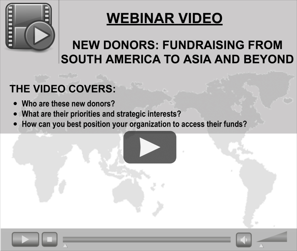 Fundraising from South America to Asia and Beyond copy