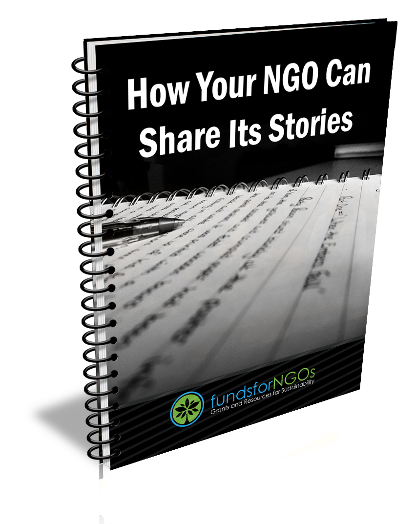 How Your NGO Can Share Its Stories