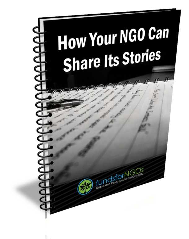 How Your NGO can share stories