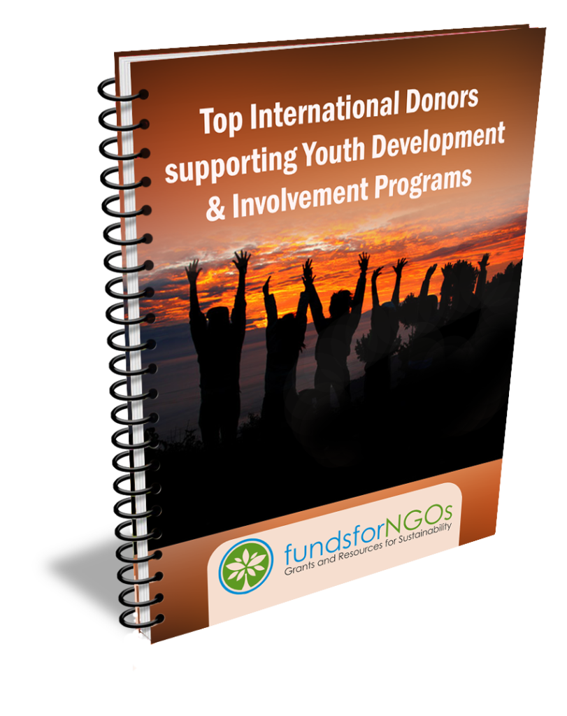 Top International Donors supporting Youth