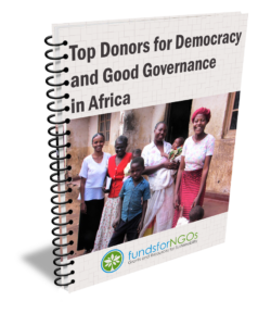 top-donors-for-democracy-and-good-governance-in-africa