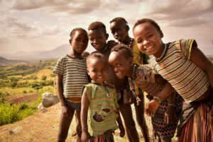 Thomson Reuters Foundation: Caring for Vulnerable Children in a Fractured World Programme