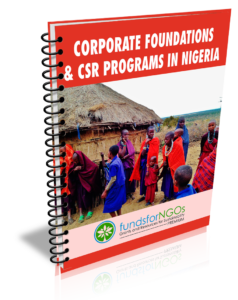Corporate Foundations & CSR Programs in Nigeria