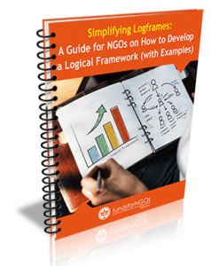 'Simplifying Logframes: A Guide for NGOs on How to Develop a Logical Framework (with Examples)'
