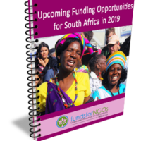 Upcoming Funding Opportunities for South Africa in 2019
