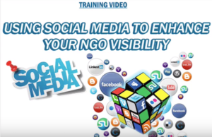 Using Social Media to Enhance Your NGO Visibility