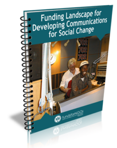 Funding Landscape for Developing Communications for Social Change