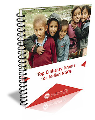Top Embassy Grants for Indian NGOs