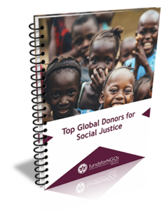 Top Global Donors for Social Justice