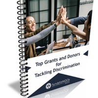 Top Grants and Donors for Tackling Discrimination