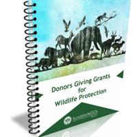 Donors Giving Grants for Wildlife Protection