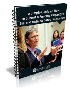 A Simple Guide on How to Submit a Funding Request to Bill and Melinda Gates Foundation