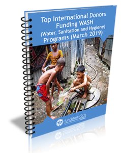 Top International Donors Funding WASH (Water, Sanitation and Hygiene) Programs (March 2019)