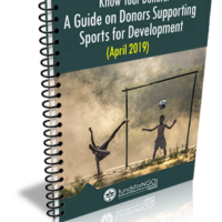Know Your Donors: A Guide on Donors Supporting Sports for Development (April 2019)
