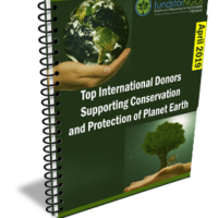 Top International Donors Supporting Conservation and Protection of Planet Earth (April 2019)