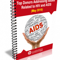 A Precise Guide on Top Donors Addressing Issues Related to HIV and AIDS (May 2019)