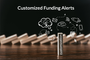 Customized Funding Alerts