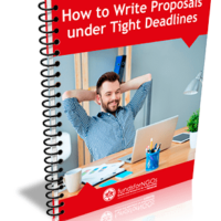 How to Write Proposals under Tight Deadlines