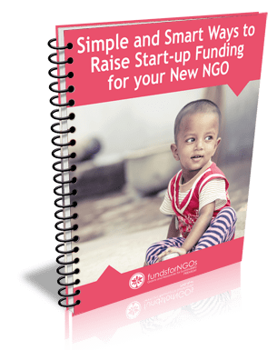 Start-up Funding for New NGOs