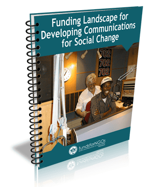 Funding Communications for Social Change