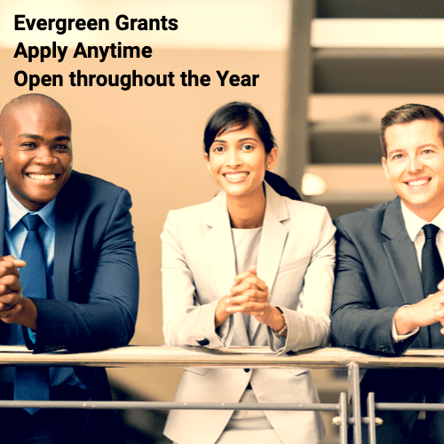 15+ Evergreen Grants for 2020: Funding Opportunities without Deadlines