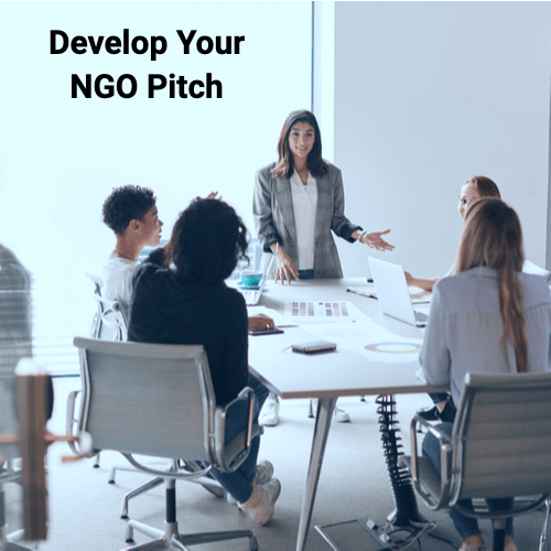 How NGOs can Develop the Perfect Pitch Deck for their Projects?
