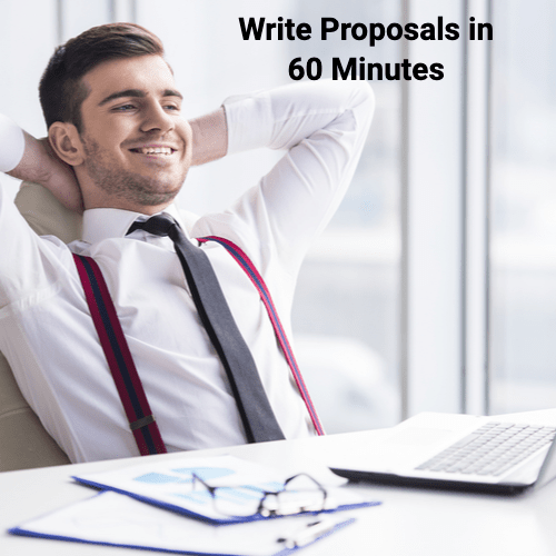 How to Prepare Your Proposals in 60 Minutes