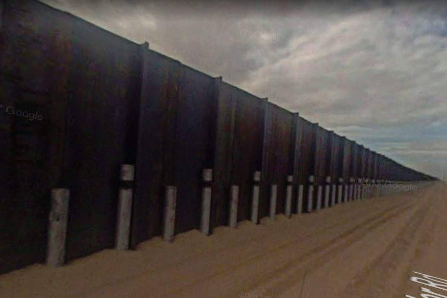 FundTheWall.com schedules first delivery of crowdfunded money to DHS