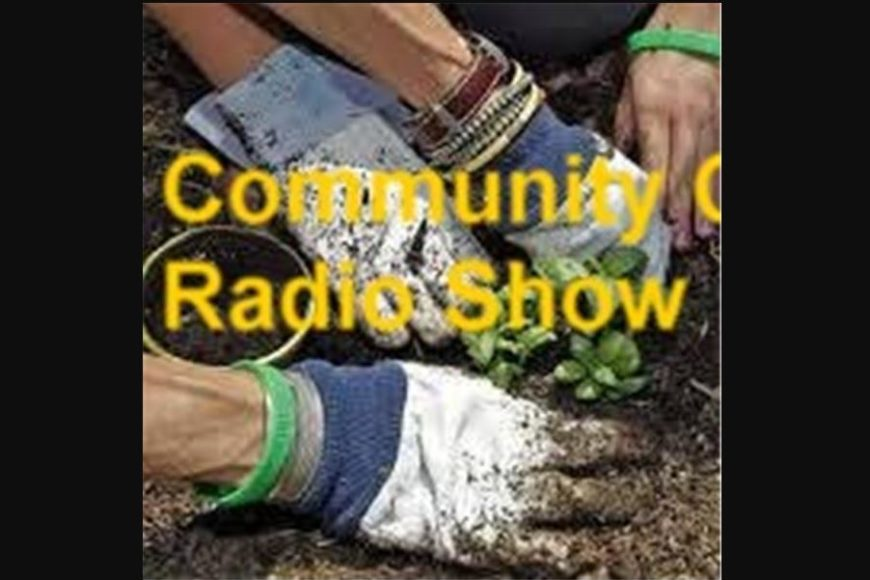 ABF Visits with Mary Hukill and Community Garden Revolution