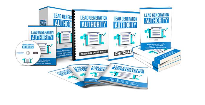 Lead Generation Authority - Resource Cheat Sheet
