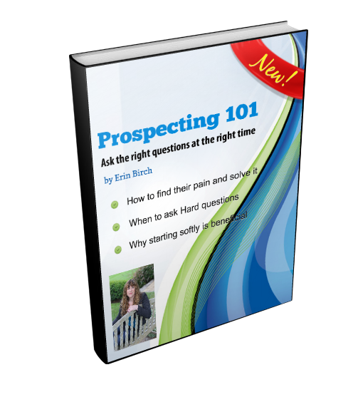 prospecting book cover