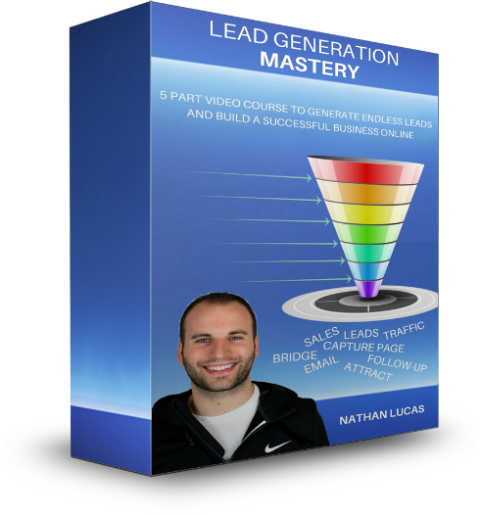 lead gen 4 funnel