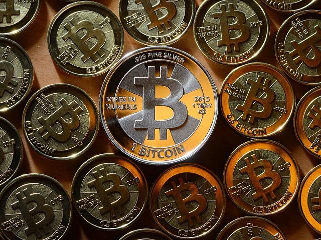 Bitcoins .999 Silver