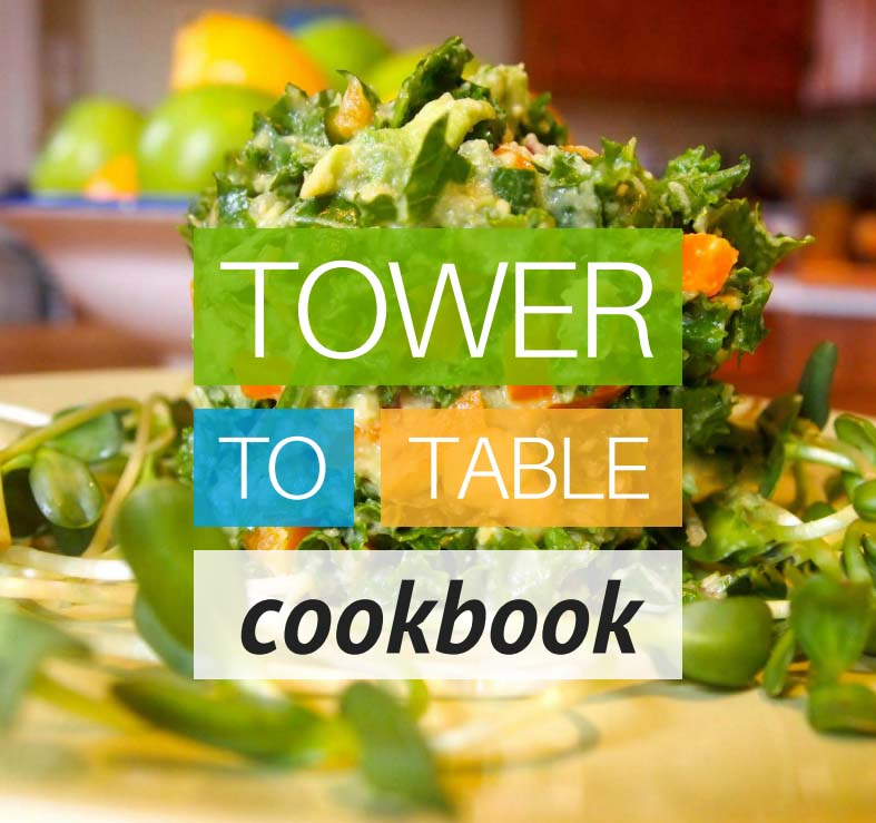 Tower To Table Cookbook