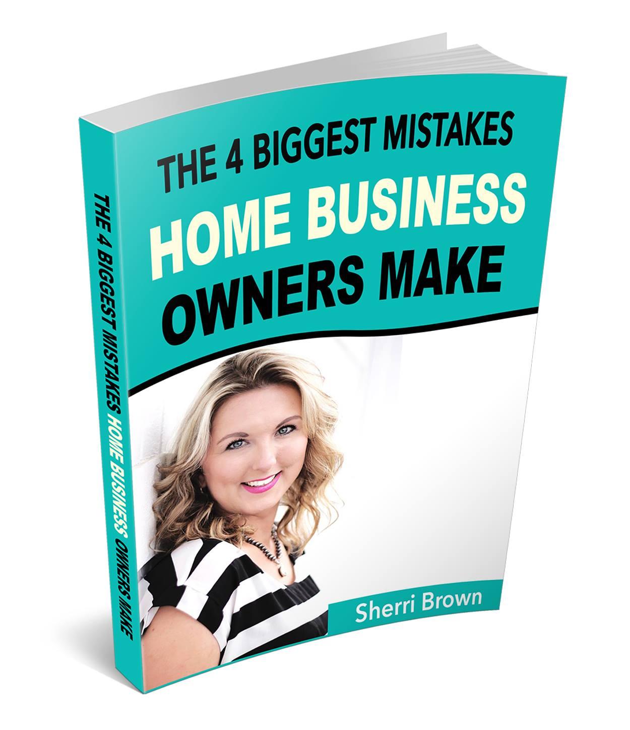 4 Mistakes eBook