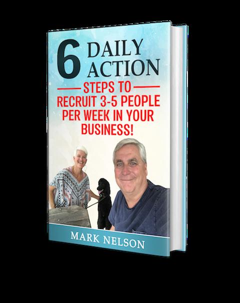 6 Daily Steps