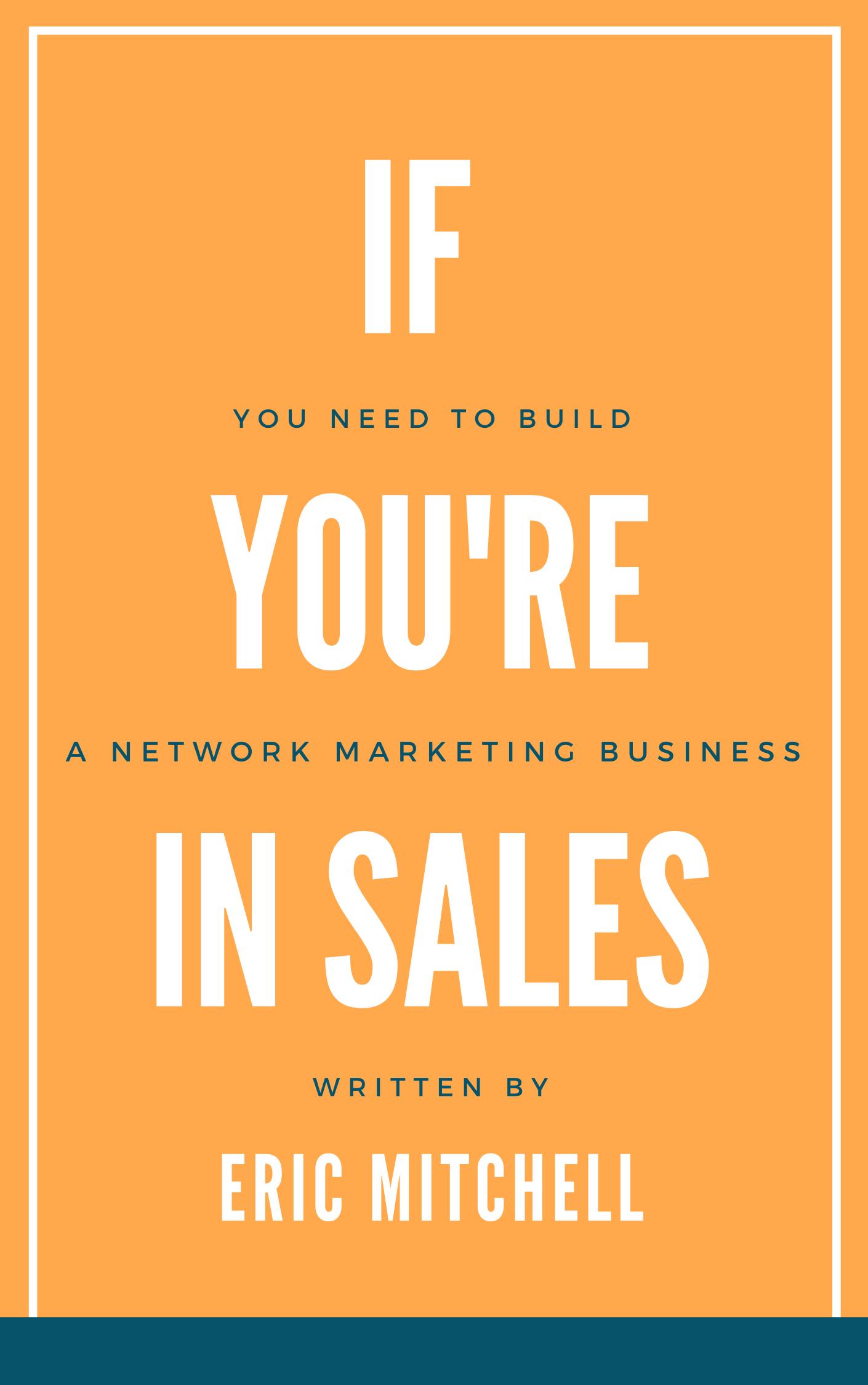 Sales Ebook Cover