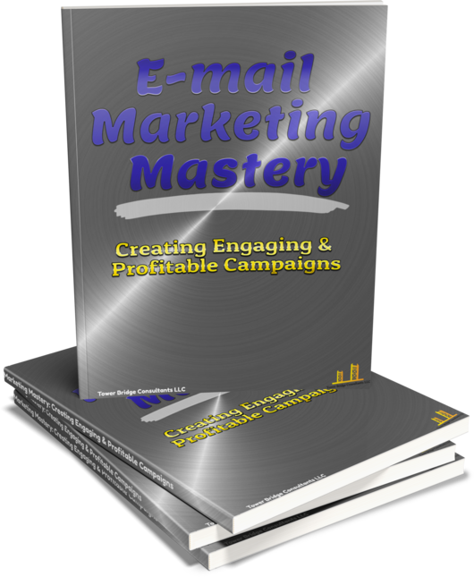 E-Mail Marketing Mastery Hardcover Silver Stack