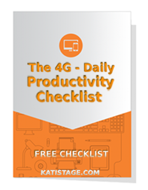 4G Checklist