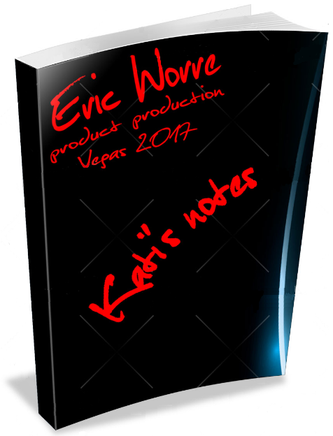 Eric Worre MY NOTES