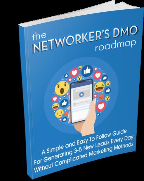 493x620 The Networker's DMO - no f logo