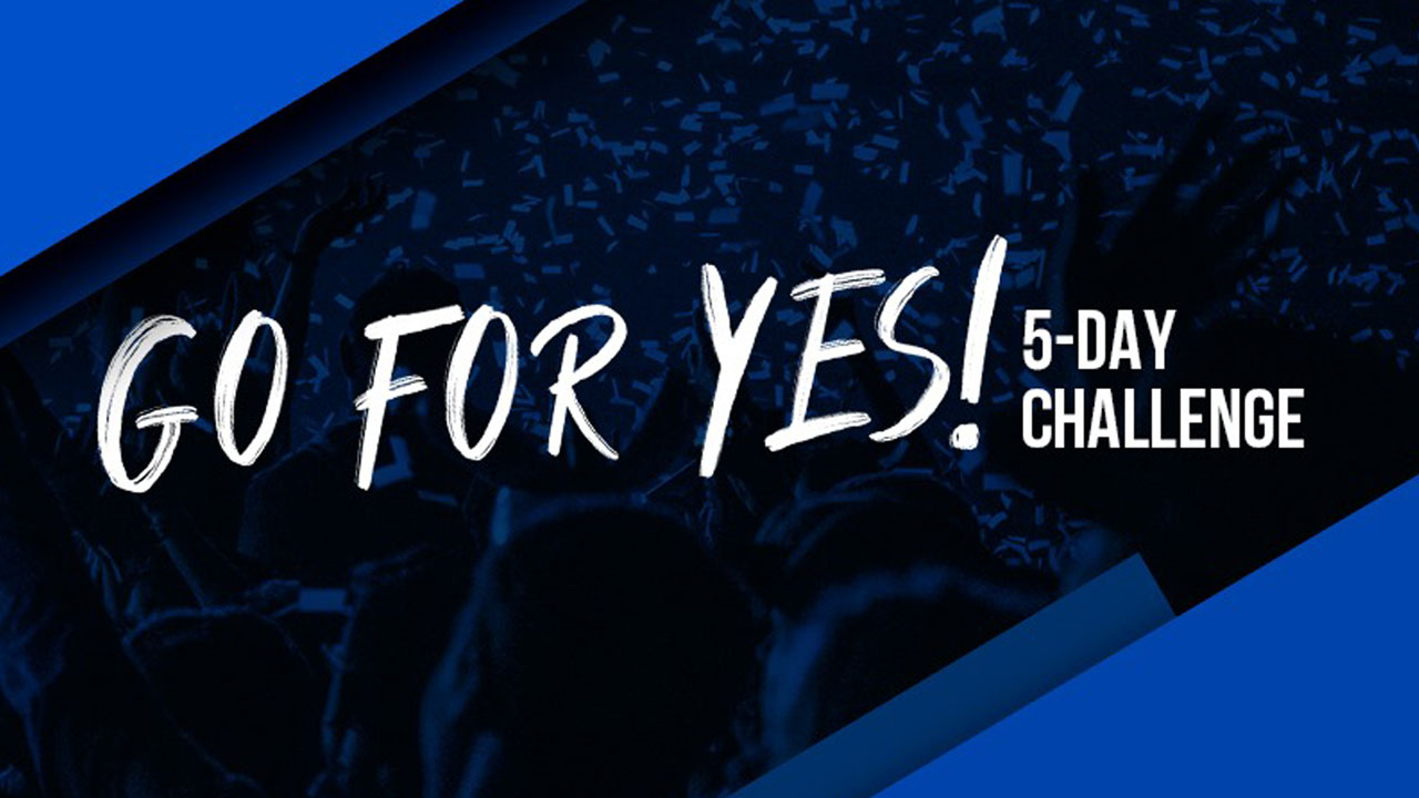 Go For YES FB Challenge