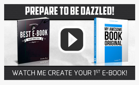 Create Your 1st eBook